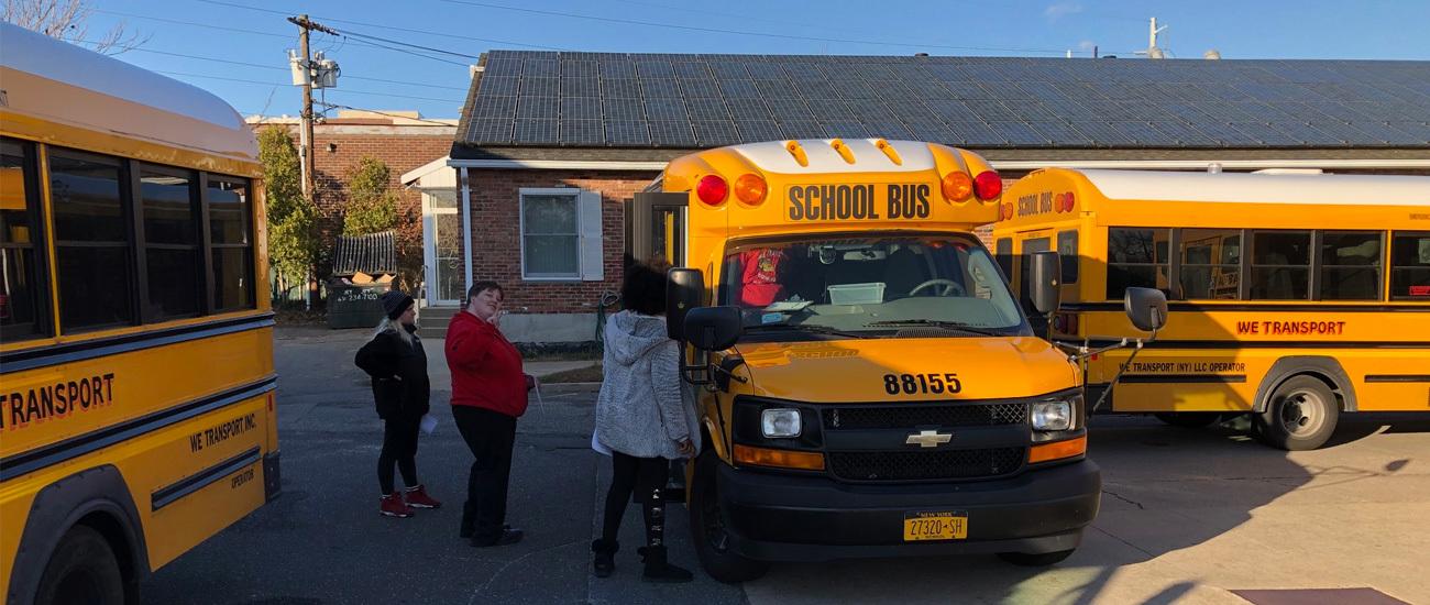 We Transport Bus Attendants Graduates 2019